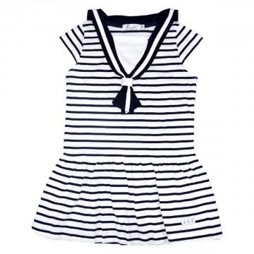Robe col marin (matelot)