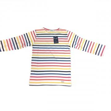 Breton shirts Striped Multicolored