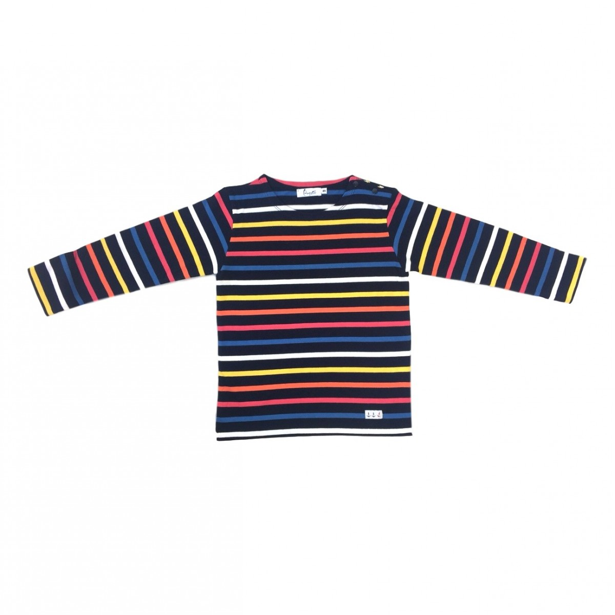 Breton Shirt long sleeves for baby and children