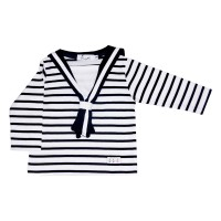 Breton nautical collar