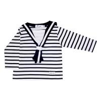 Camiseta marinera Mariniere (cuello marinero)