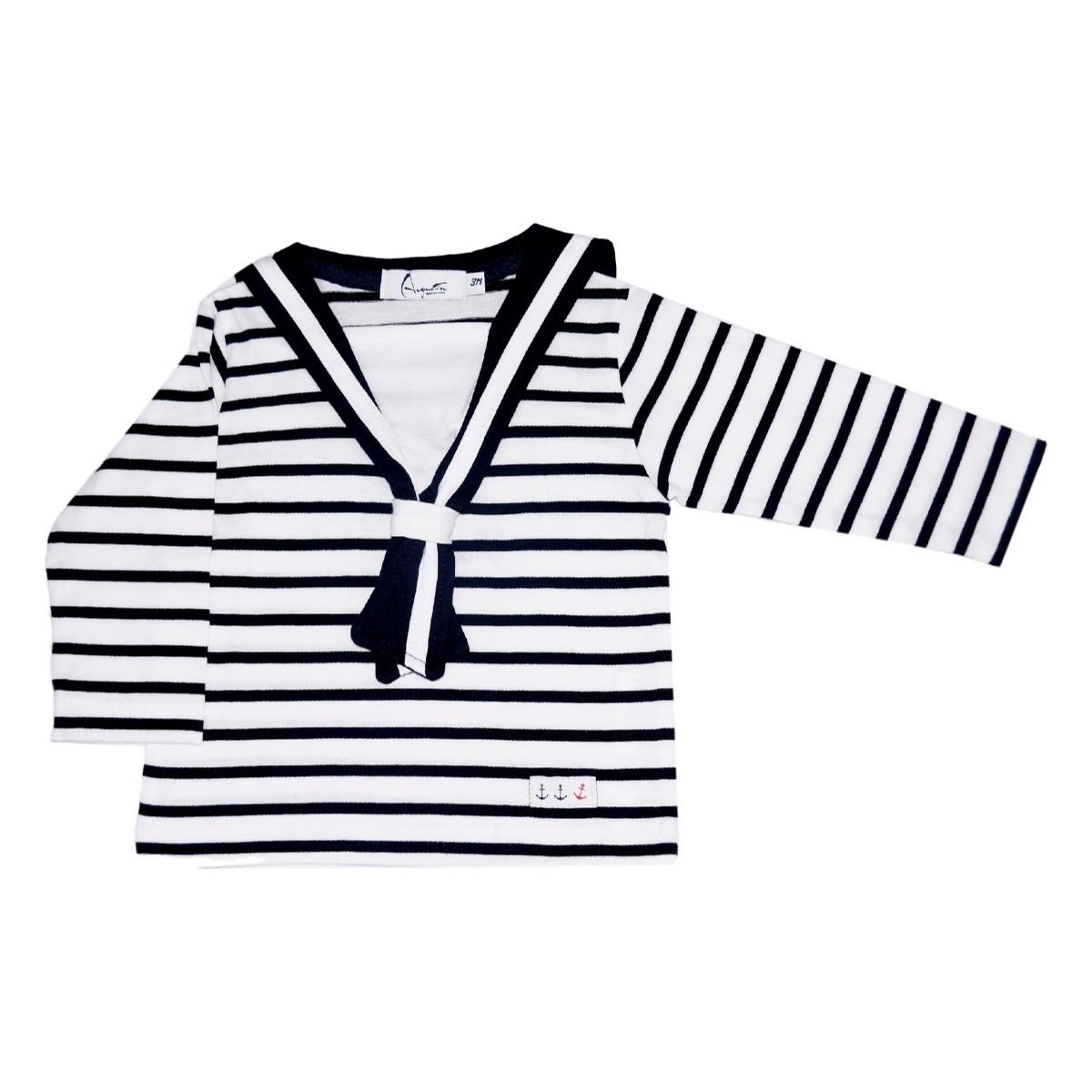 Breton nautical collar