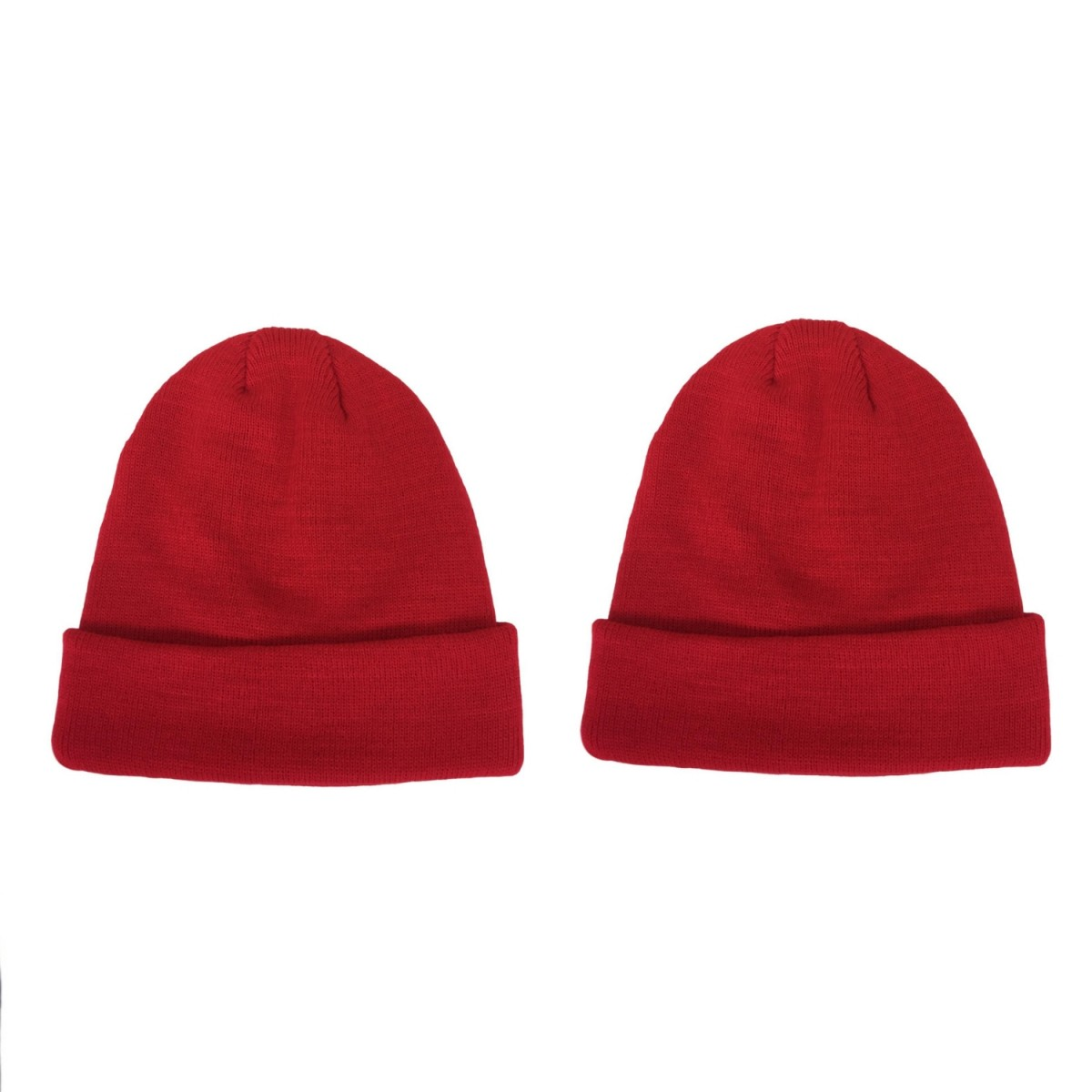 Lot de 2 bonnets marins