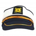 Sailor's cap in cotton