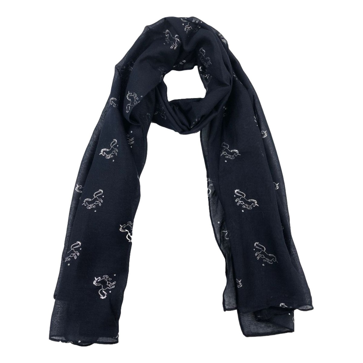 foulard licorne