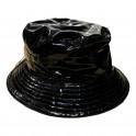 Chapeau Pluie PVC brillant