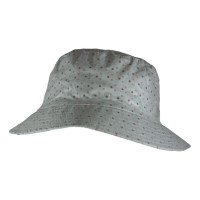 Rain hat dots pattern