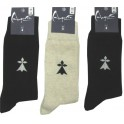 Traditional ermine sock