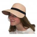 Straw cap
