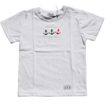 Tshirt with anchors