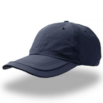 Fleece lined cap for the rain
