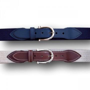 Elastic belt for women