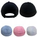 Watch cap in light cotton