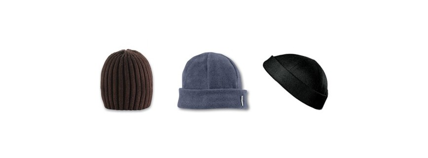 Nautical beanies, caps, watch caps