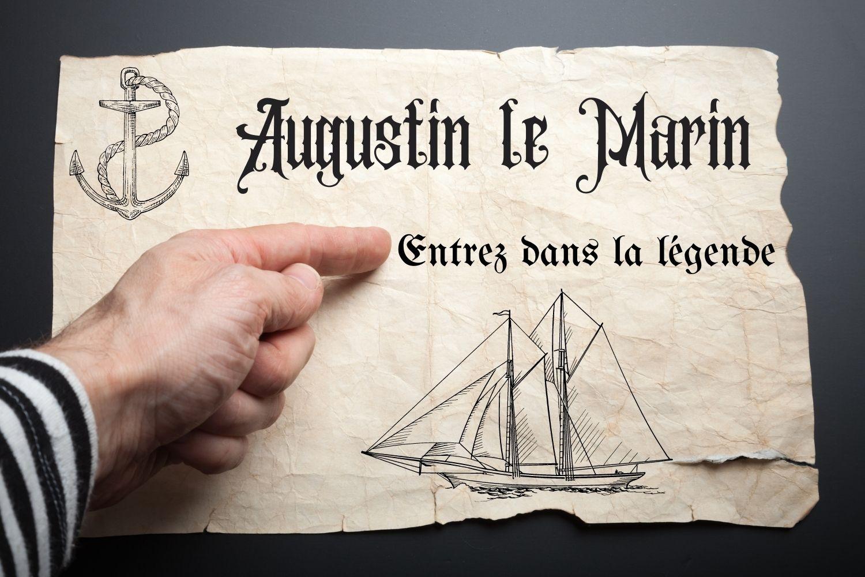 La légende d'Augustin le Marin
