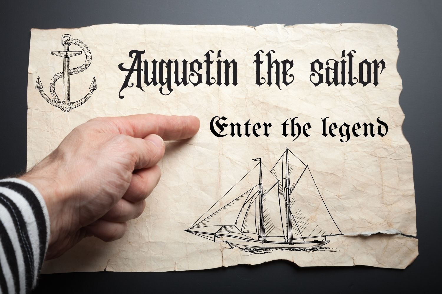 Augustin the sailor