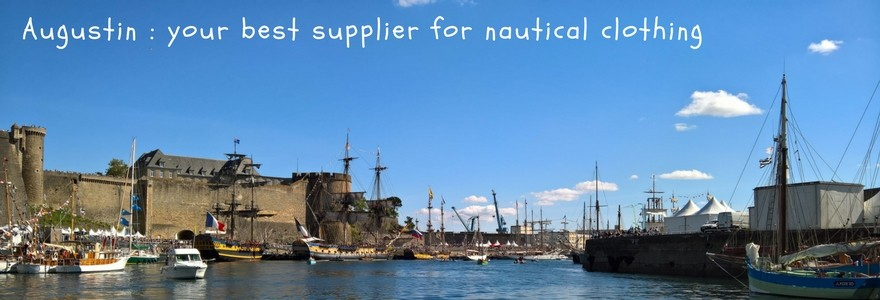 Discover our nautical clothing Augustin
